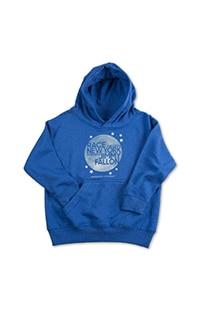 Race Through New York Youth Hooded Sweatshirt
