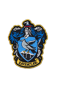 Ravenclaw™ Crest Iron-On Patch