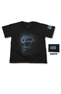 Reign of Kong Big Face Youth T-Shirt