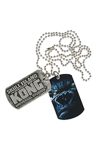 Reign of Kong Dog Tags