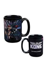 Reign of Kong Rock Face Mug