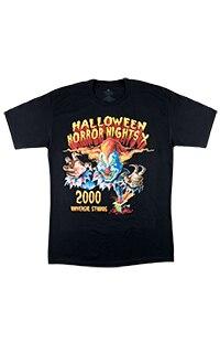 "Retro ""Halloween Horror Nights X 2000"" Jack Adult T-Shirt"