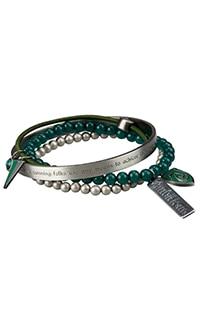 Slytherin™ Bracelet Set