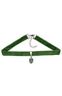 Slytherin™ Crest Choker Necklace
