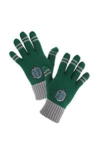Slytherin™ Striped Gloves