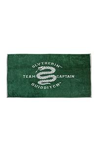 Slytherin™ Team Captain Beach Towel