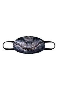 Small Jurassic World Raptor Cloth Face Mask