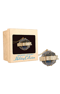 Universal Studios 3D Brass Ornament