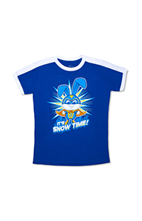 "Captain Snowball ""It's Snow Time!"" Youth T-Shirt"