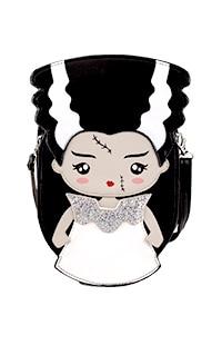 The Bride of Frankenstein Crossbody Bag