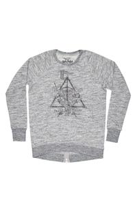 The Deathly Hallows™ Ladies Sweatshirt