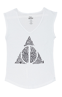 The Deathly Hallows™ Ladies T-Shirt