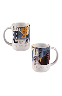 The Secret Life of Pets Etched Mug