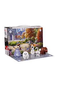 The Secret Life of Pets Figurines Set