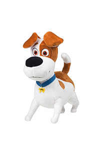 The Secret Life of Pets Max Plush