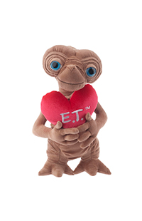 E.T. Plush with a Heart