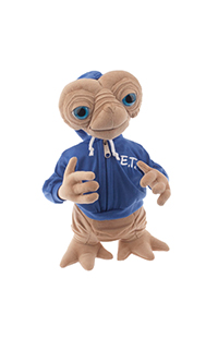 E.T. Plush with Blue Sweatshirt