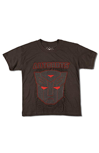Transformers Autobot Shield Youth T-Shirt