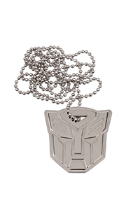 Transformers Autobots Necklace