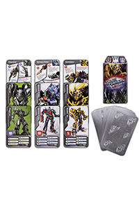 Transformers Battle Cards