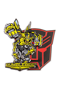 Transformers Bumblebee Pin On Pin