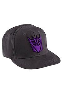 Transformers Decepticons Cap