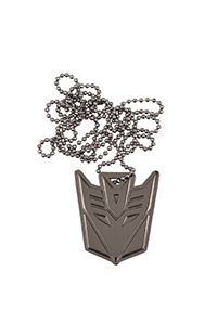Transformers Decepticons Necklace