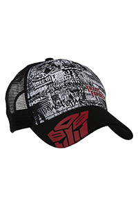 Transformers Graffiti Cap