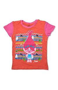 Trolls Poppy Girls T-Shirt
