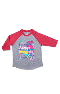 "Trolls ""There's Always a Bright Side"" Toddler T-Shirt"