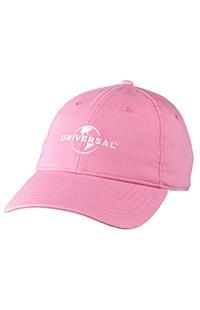 Universal Logo Pink Adult Cap