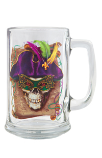"Universal Orlando Mardi Gras ""Party Like A Pirate"" Stein"
