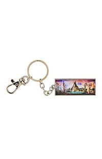 Universal Studios 3-Park Keychain
