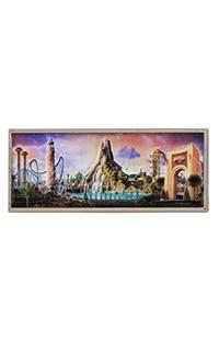 Universal Studios 3-Park Pin