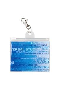 Universal Studios Blue Lanyard Pouch