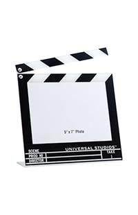 "Universal Studios Clapboard 5"" x 7"" Photo Frame"