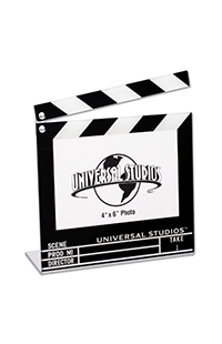 Universal Studios Clapboard Photo Frame