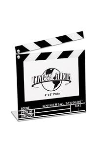 Universal Studios Clapboard Photo Frame