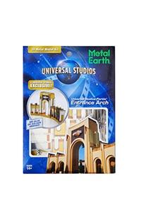 Universal Studios Entrance Arch Metal Earth Model Kit