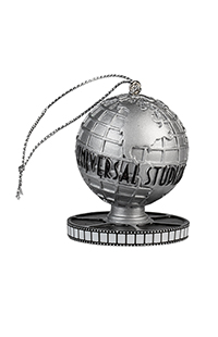 Universal Studios Film Strip Globe Ornament
