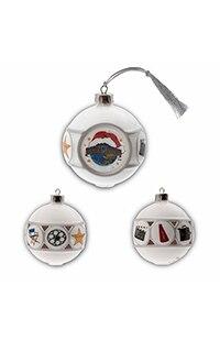 Universal Studios Film Wrap Ornament