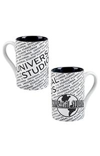 Universal Studios Florida Beaded Mug