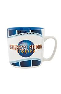 Universal Studios Florida Filmstrip Mug