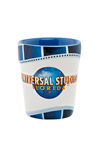 Universal Studios Florida Filmstrip Shot Glass