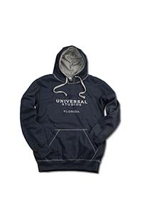 Universal Studios Florida Logo Adult Hooded Sweatshirt