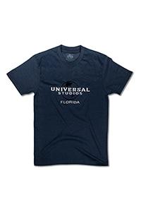 Universal Studios Florida Logo Adult T-Shirt