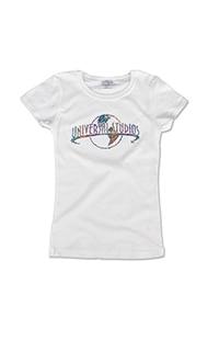 Universal Studios Girls Rhinestud T-Shirt