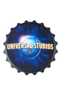 Universal Studios Globe Bottle Opener Magnet