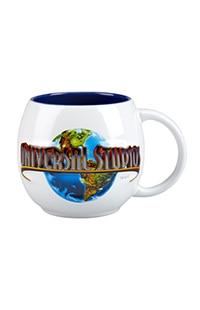 Universal Studios Globe Mug