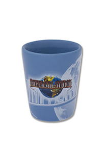 Universal Studios Logo Shot Glass